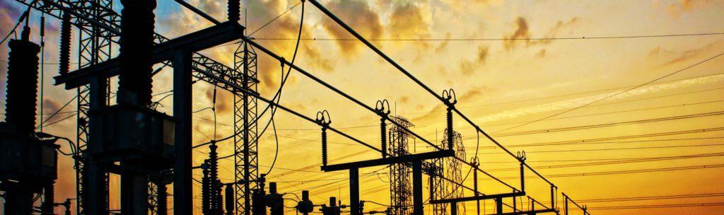 vedenie elektrickej energie